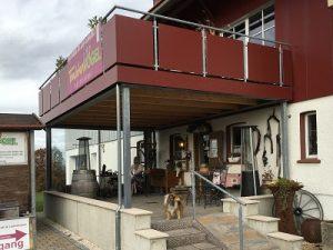 Balkon - Metallbau Fäßler