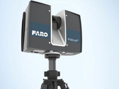 Faro Laserscanner